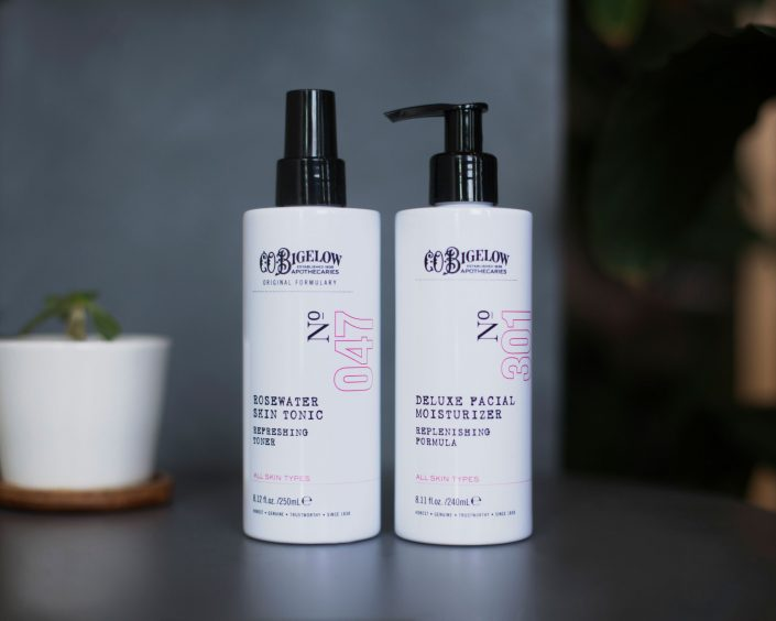 CO BIGELOWUpscale beauty brand and oldest apothecary in America delivers skincare ideal for travel
